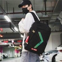 Backpack Men's Casual Computer Bag Large Capacity Travel Bag College Student Bag Men Fashion Trend Backpack