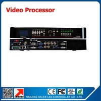 kaler VDWALL Video processor LVP605 Series LED Screen VDWall Processor with VGA/DVI/HDMI For Rental Stage Project
