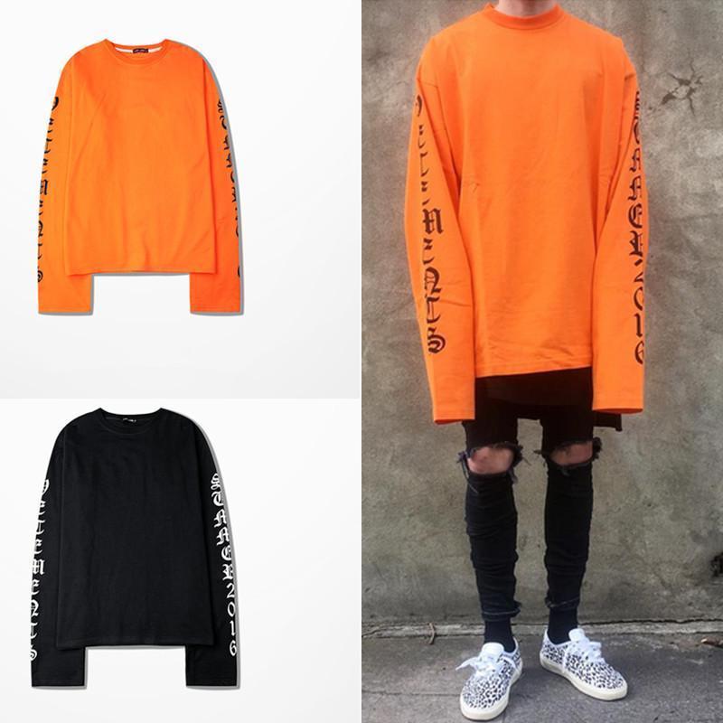 Men's Clothing Smart 2019 Brand New Pink/black/grey/blue/hoodie Hip-hop Street Wear Sweatshirt Skateboarder/hoodie Jumper