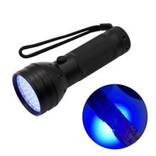 PHONEFIX UV Flashlight Light 51 LED Glue Curing Lamp LED Green Oil Curing Purple Light for Mobile Phone Repair Tool