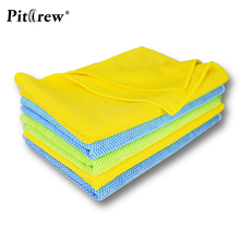 Ultra Absorbent Towels Fast Drying 80*60 CM 145g Microfiber Car Cleaning Cloths Car Care Microfibre Wax Polishing Towels(China)