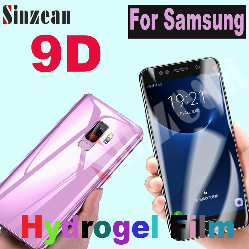 200pcs For Samsung S20 Plus/S10/S8/S9 Plus/Note 8/9/Note 10/Note 20 Ultra 3D TOP Full Cover Soft hydrogel film Screen Protector Phone Screen Protectors    - AliExpress