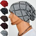 Unisex Acrylic Knit Hat Winter Hats Skull Style Skullies & Beanies For Woman And Man 5 Colors 2 Styles Gorros