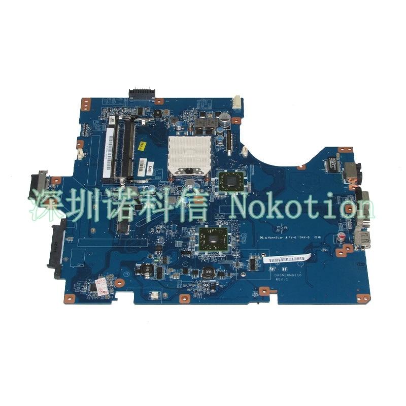 NOKOTION DA0NE8MB6C0 A1823506A Laptop motherboard For board VPCEF Series PCG-71511M DDR3 Main board free CPU a1734745a for sony vpcef series pcg 71511m laptop motherboard da0ne8mb6c0 ddr3 free shipping 100