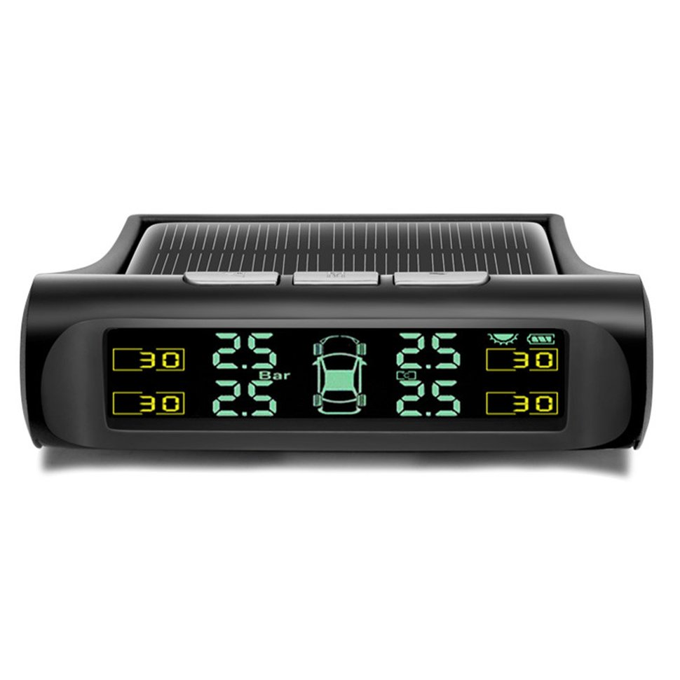 New TPMS Tyre Pressure Monitor Solar Power Charging Digital LCD Display Real-time Detection Security Alarm System For Cars plagiarism detection system for afghanistan s national languages