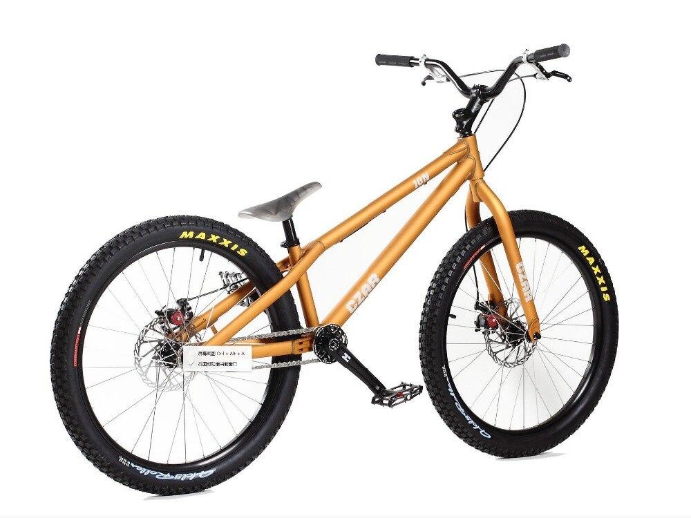 Le plus récent vélo d'essai de rue Original ECHOBIKE tsar-s 24 pouces vélo d'essai complet ECHO inspiré Danny MacAskill