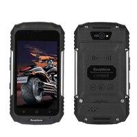 Guophone En Plein Air Étanche Robuste Smartphone Double Sim MTK6580 Quad Core 1G + 8G 4 Pouce IPS Affichage 3G WCDMA Android 5.1 P380