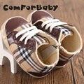 Bebê Sapatos Fundo Macio Sapatos de Bebê Sola Macia Calçados Esportivos de Lazer Pu Os Sapatos de Bebê Da Criança Do Bebê YEW332
