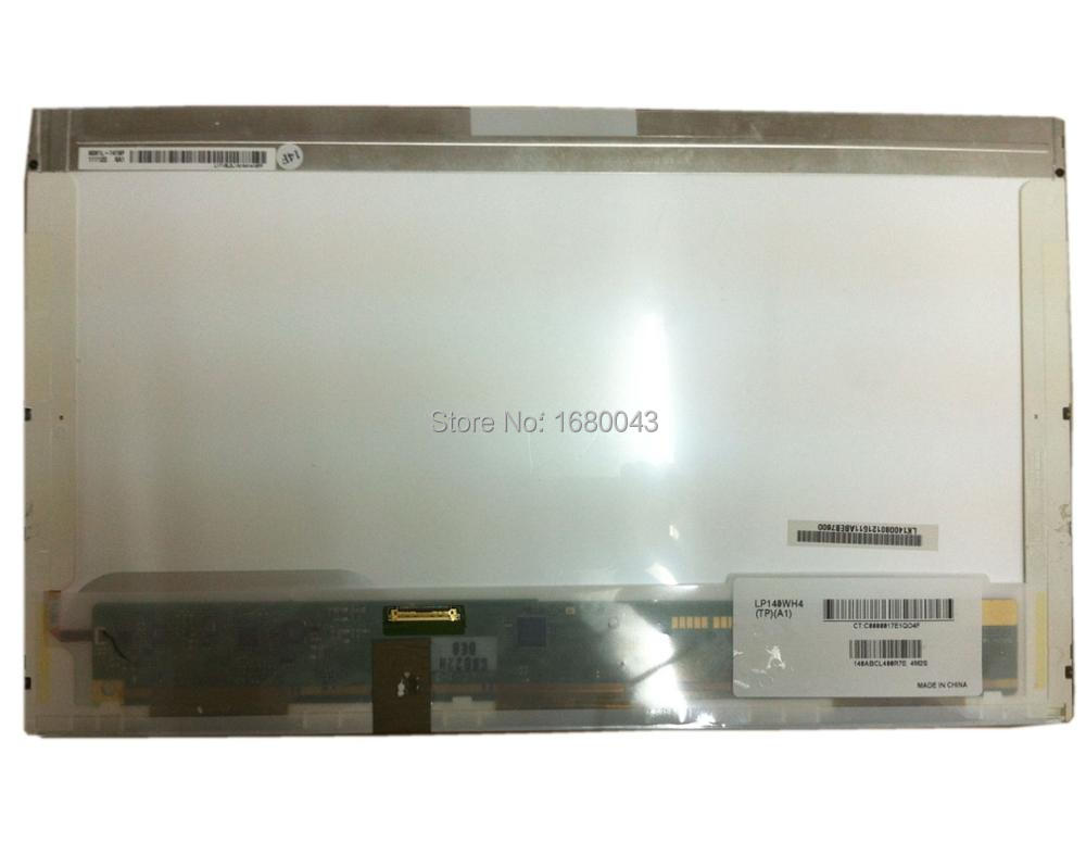 LP140WH4 TPA1 fit LP140WH4 TPB1 B140XTN01.0 B140XTN01.1 30PIN LCD Screen 1366*768 NEW LED Display Laptop ScreenLP140WH4 TPA1 fit LP140WH4 TPB1 B140XTN01.0 B140XTN01.1 30PIN LCD Screen 1366*768 NEW LED Display Laptop Screen