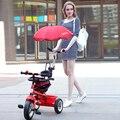 DFBB rueda inflable triciclo de niños 5 color 1-3-5 niño bebé bicicleta empuje
