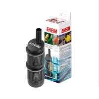 EHEIM filter tank aquarium tank with built in front filter suction to protect the cotton protective cotton