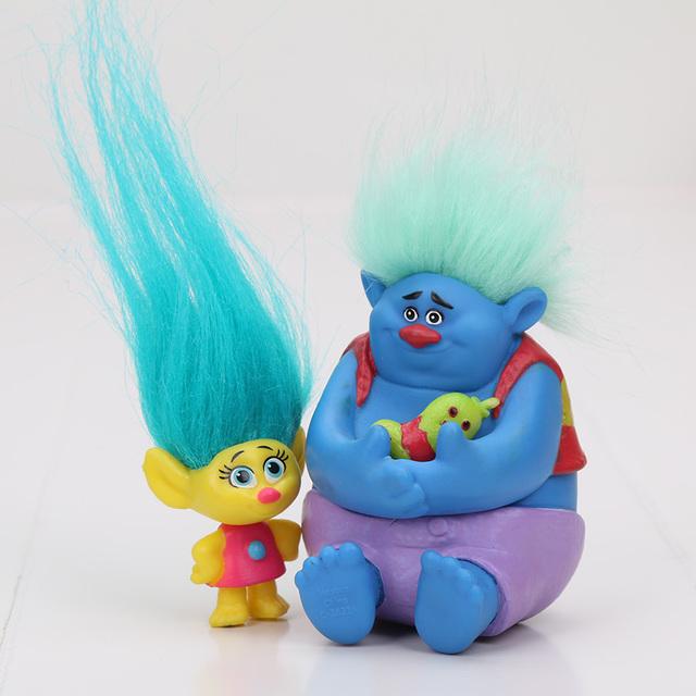 Trolls Figure Set
