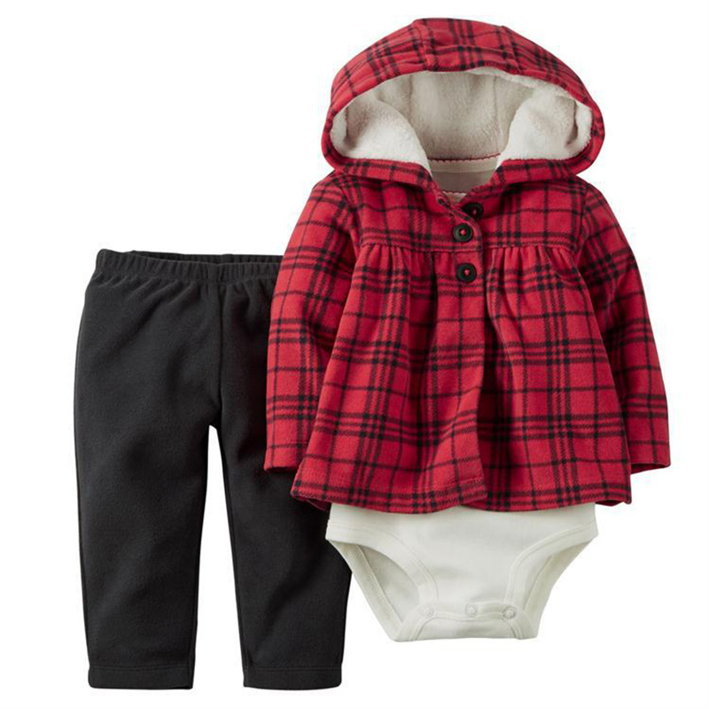 Baby-Boy-Girl-Clothing-set-3-Piece-Bodysuit-Hooded-Long-Sleeve-Outwear-Pants-carter-Cotton-Bebes (10)