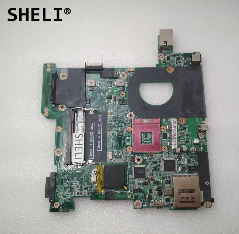 SHELI For Dell V1420 1420 Motherboard CN-0KN548 0KN548 KN548
