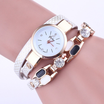 Top Brand Ladies Watch Women Luxury Crystal Jewelry Bracelet Wrist Watches Woman Casual Leather Quartz Watch Clock Gifts montre ladies watch bracelet luxury brand small dimand wrist watch top selling unique female quartz hand watch gift for women