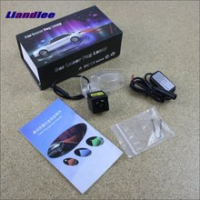 Liandlee Anti Collision Laser Lights For Honda Logo / Stream Car Prevent Mist Fog Lamps Anti Haze Warning Rear Light liandlee anti collision laser lights for honda city 2012 2014 car prevent mist fog lamps anti haze warning rear light