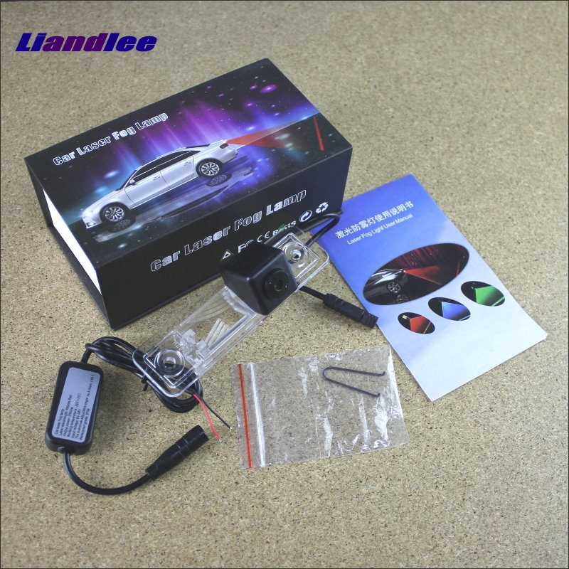 Liandlee Automobile Prevention Anti Fog Haze Laser Lamps For Opel Omega B 1994~2003 Collision Brake Light Warning Light opel omega 1993 1999 гг выпуска