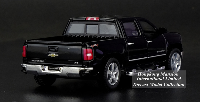 136 Car Model For Chevrolet SILVERADO Pickup (9)