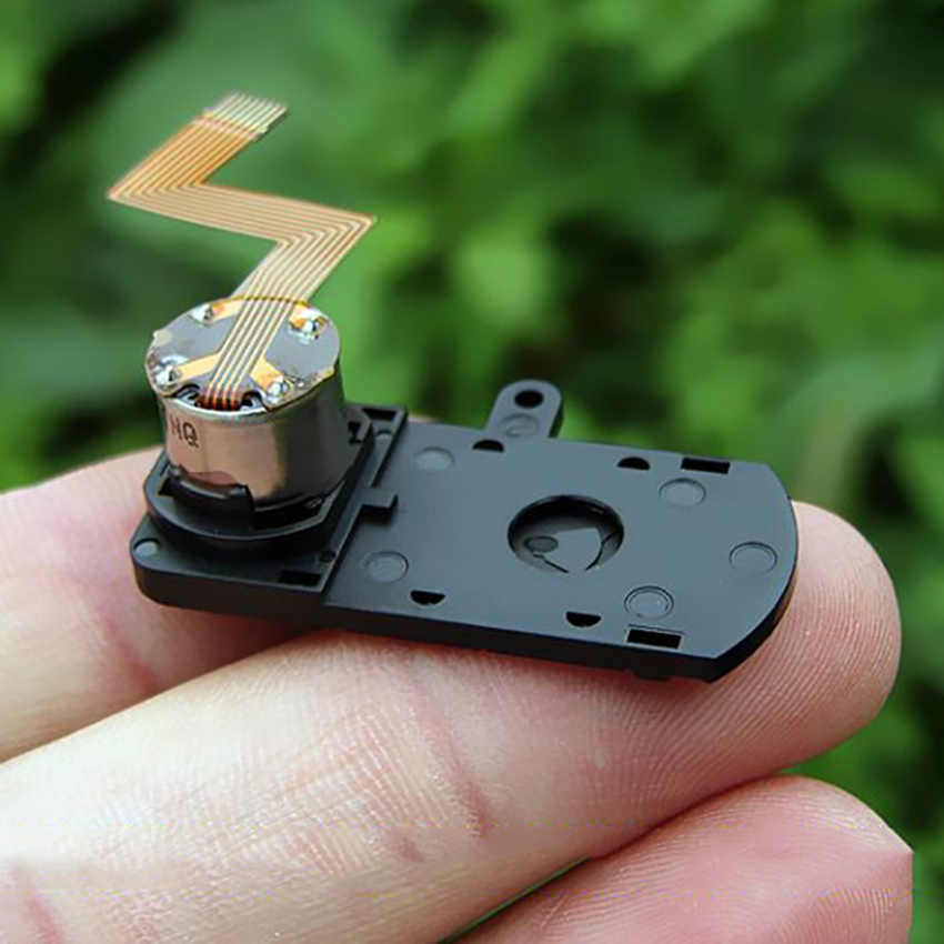 DC 6 V Berputar Elektromagnet untuk Digital Miniatur Kamera Shutter Elektromagnet dengan Double Group Coil Diy Pembuatan Membuat