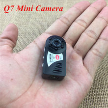 Q7 Mini Wifi DVR Video Camera Recorder Wireless Wi-fi IP Camcorder Night Vision Camera Motion Detection Built-in Microphone(China)