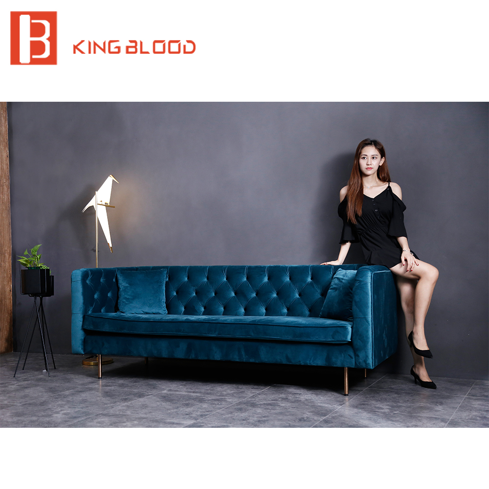 Bon Turkish Style Furniture Black Velvety 3 Seater Chesterfield Sofa Couch Set  Living Room In Living Room Sofas From Furniture On Aliexpress.com | Alibaba  Group