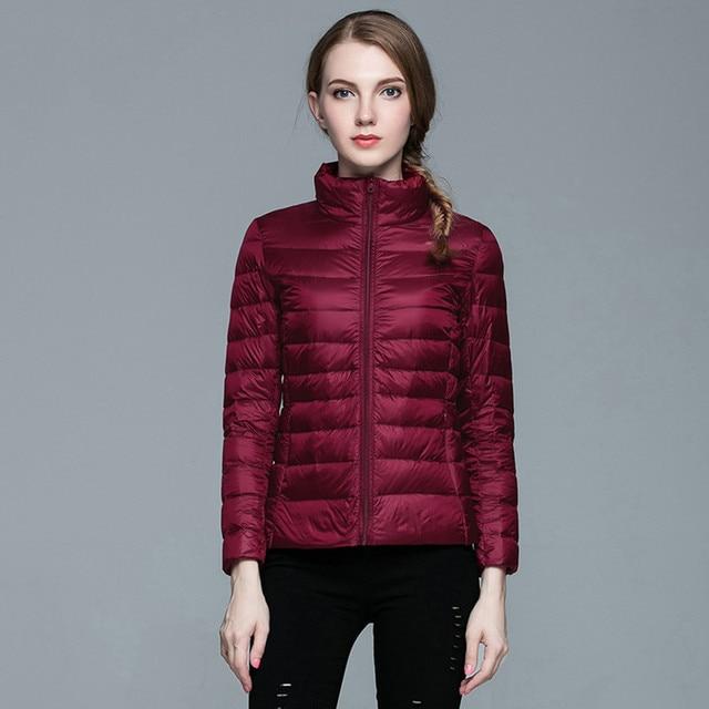 245fa4982ee8 Adibo Maxi D hiver Manteau Femmes Manteau Femme Court Veste D hiver femmes  Femmes