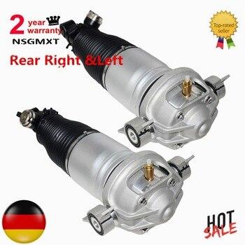 AP01 nouvelle Suspension pneumatique amortisseurs pour Audi Q7 Cayenne Touareg arrière droite et gauche paire 2007-2010 7L8616001 7L6616503B 7L8616002