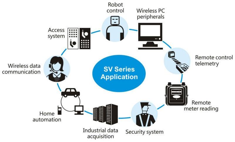 SV Series Application