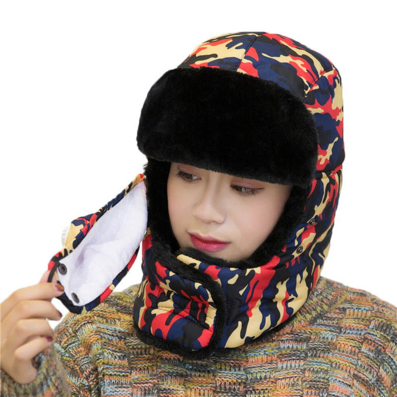 Winter Thermal Hiking Caps Camouflage Warm Ear Neck Protector with Breathing Valve Women Men Sports Ski Winter Thermal Hiking Caps,Camouflage Warm Ear Neck Protector with Breathing Valve,Women Men Sports Ski Hats facemask