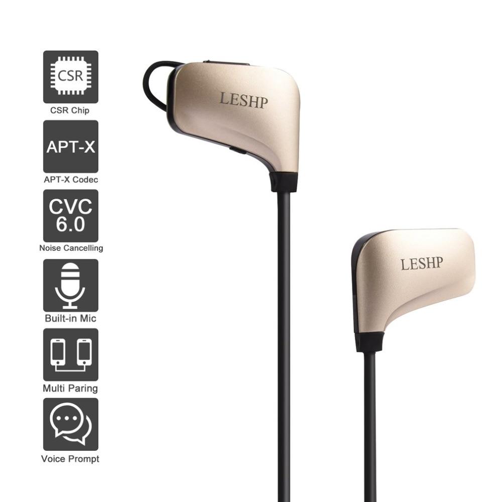 Fashion Bluetooth In-Ear Earphone Sweat-Proof CVC Noise-Cancelling Earphones with Stereo ...
