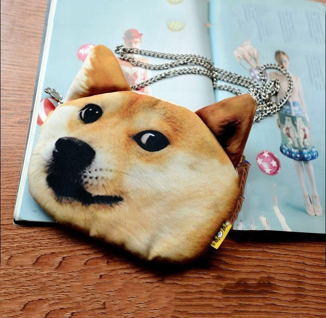 WOW Such Face Meme DOGE Single Shoulder Bag Dog Head Messenger Bag Purse Double Side Printing_640x640 wow such face meme doge single shoulder bag dog head messenger bag