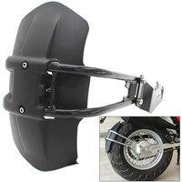CNC Aluminum Motorcycle Accessories rear fender bracket motorbike mudguard Fit For Honda NC700 NC750X Rear fender