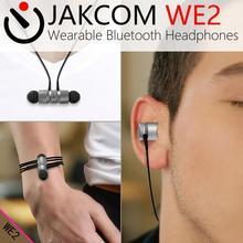 JAKCOM WE2 Wearable Inteligente Fone de Ouvido venda quente em Fones De Ouvido Fones De Ouvido como kraken computador smartphones