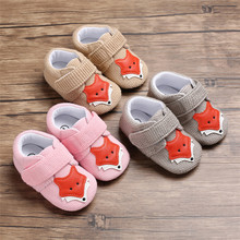 Spring&Summer Baby Girls Boys Animal Decorative Soft Bottom Sandals Shoes Non-Slip Baby Shoes Outdoor Shoes D(China)