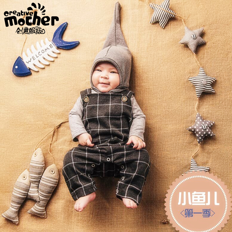 Cute Fish Cosplay for Little Baby Halloween Cosplay ...