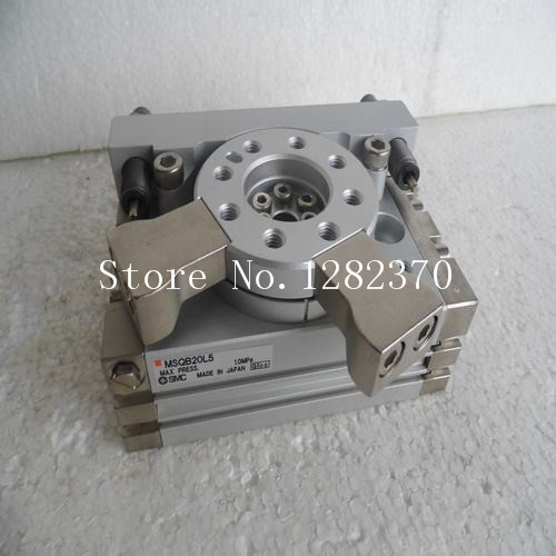 [SA] New Japan genuine original SMC cylinder MSQB20L5 spot[SA] New Japan genuine original SMC cylinder MSQB20L5 spot