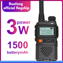Baofeng UV-3R+ Mini Radio Kid Walkie Talkie UV-3R  Dual Band VHF UHF Portable Two Way Ham Hf Transceiver UV 3R Woki Toki
