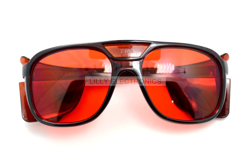 532nm Green Laser Protection Goggles Safety Glasses