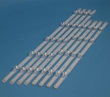 TV Backlight Strip For LG 42LB551V 42LB551U 42 LED Strips Kit Bars 42LB551U-ZC 42LB551V-ZC Lamps Bands
