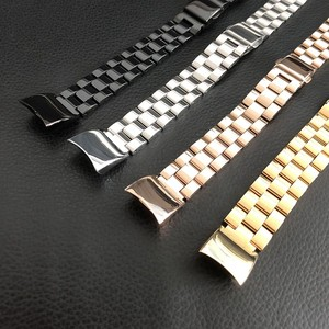 Image 5 - Metal Watch Band for Huawei Honor Band 4 5 Strap Stainless Steel Band Bracelet Smart Accessories Wristband