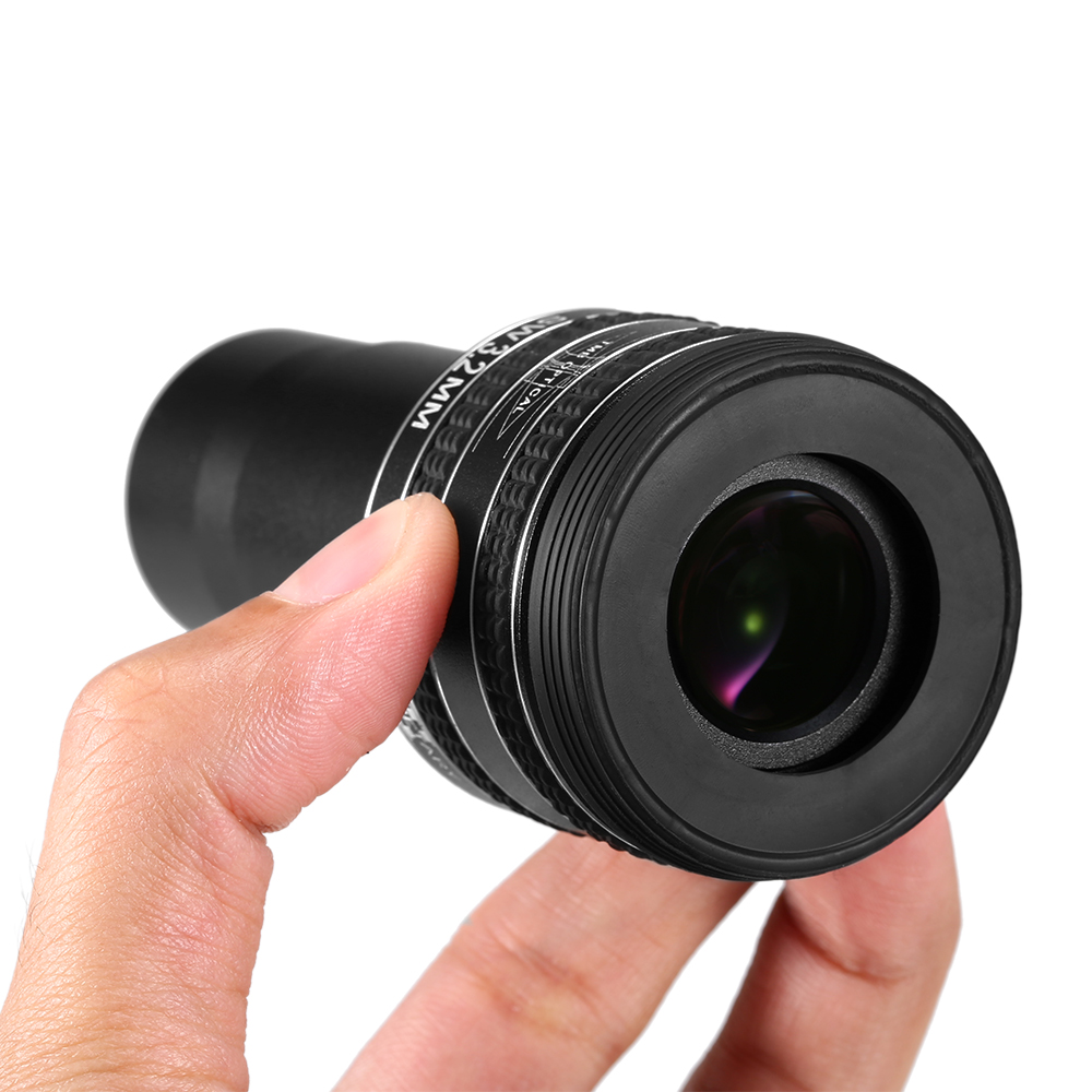 2 5MM 3 2MM 4MM 5MM 1 25INCH 58 Degree Planetary Eye Lens Astronomical Telescope Eyepiece