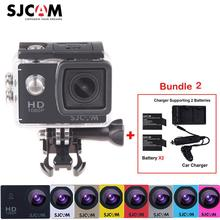100 Original Sjcam SJ4000 30M Waterproof Mini Outdoor Sports Action Camera Sj 4000 Cam DV Extra