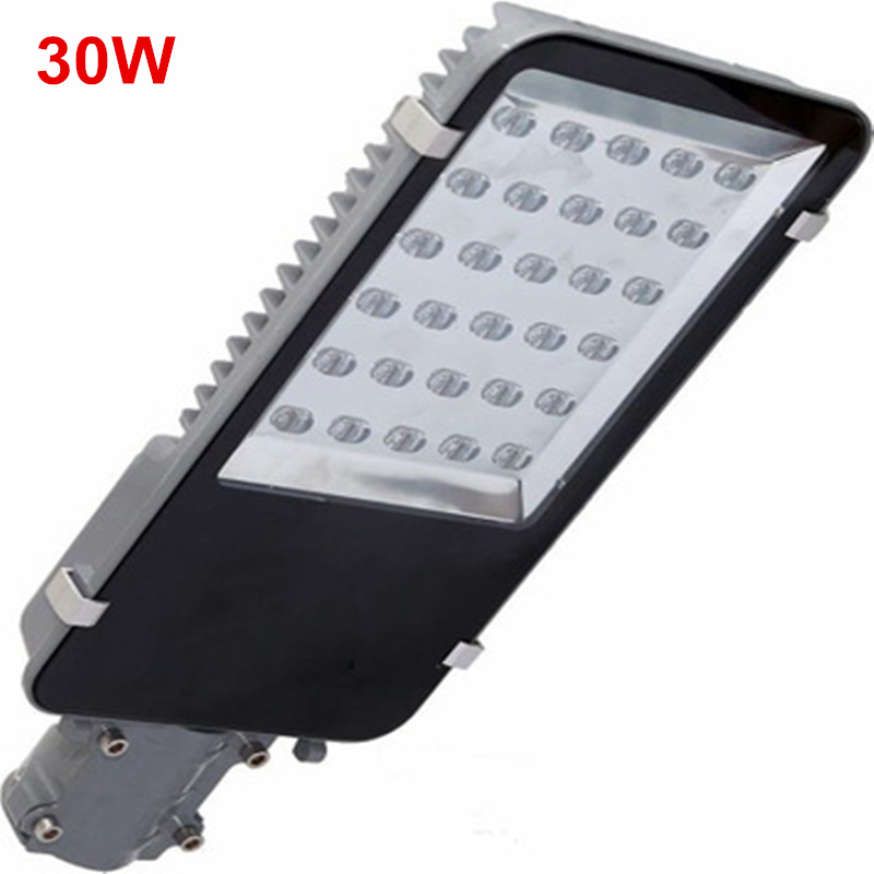 30W LED Road Lamp AC85-265V Outdoor Street light DC12V DC24V Warm White/Cold White LED Street light Free shipping free shipping 15w led ceiling lamp lantern indoor lamp led spotlight cool warm white 85 265v