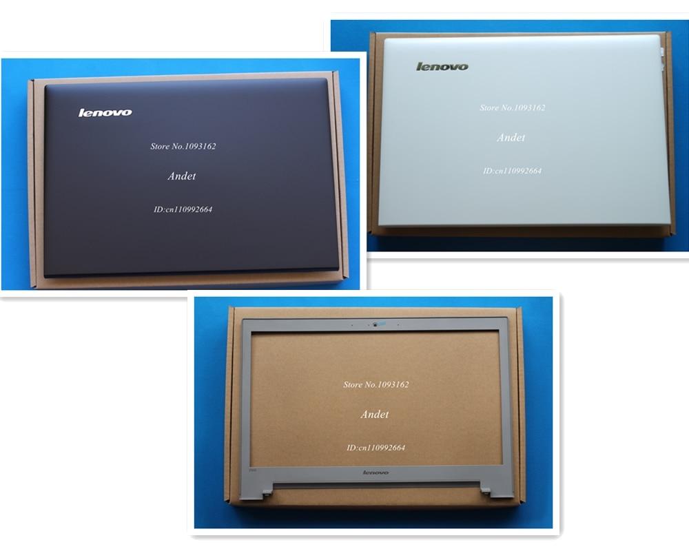 New Original For Lenovo Z500 P500 LCD Back Cover+ Lcd Front Bezel Cover AP0SY000130 AP0SY000140 AP0SY000500 AP0SY000200