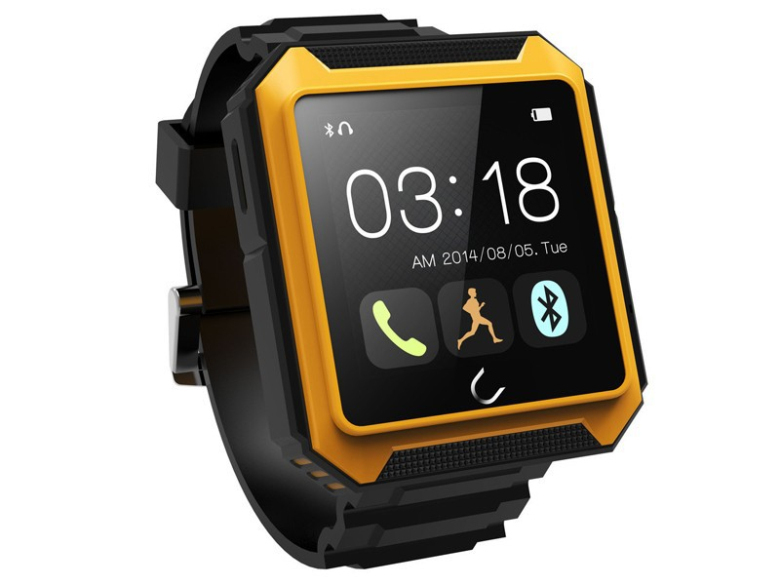 Original Uwatch Bluetooth Smart Watch Uterra Outdoor Sports Smartwatch IP68 Waterproof Dustproof Shockproof For Android iPhone ux uwatch bluetooth 3d magsensor android iphone