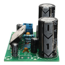 TDA7293 Model 100W Single Channel Mode Mono Audio Profession Amplifier Mother Board Universal for Hifi AC12-32V DIY Kit Tool Set