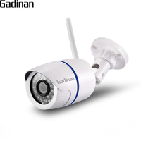 GADINAN Yoosee 720P 960P 1080P WIFI IP Camera Bullet Network Wireless Onvif Night Vision Motion Detection