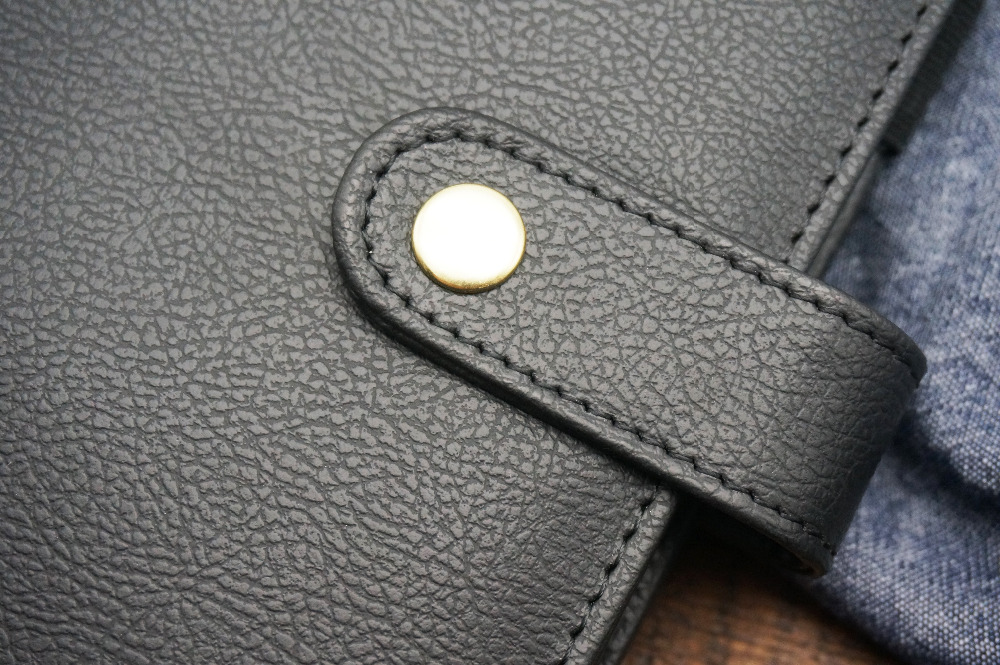 Επαναφορτιζόμενη σπιράλ κουμπιά Notebook - Σημειωματάρια - Φωτογραφία 5
