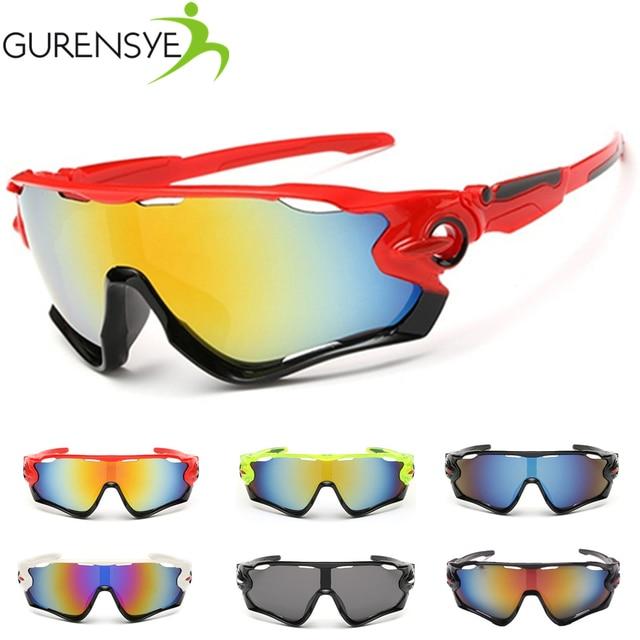 83041b7efefd Cheap 2018 UV400 Cycling Eyewear Bike Bicycle Sports Glasses Hiking Men Motorcycle  Sunglasses Reflective Explosion-