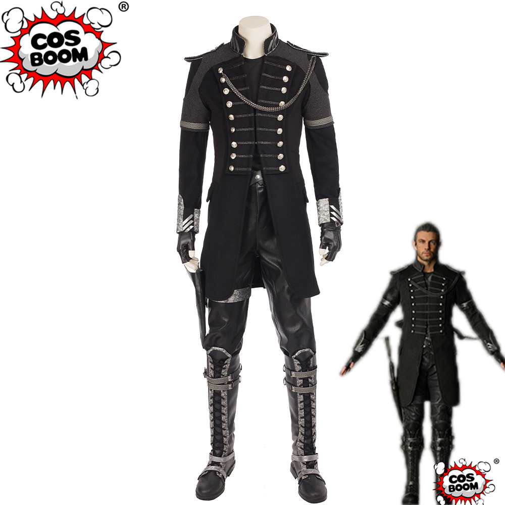 COSBOOM Kingsglaive Final Fantasy XV Nyx Ulric Cosplay Costume Halloween Carnival Men's Final Fantasy XV Cosplay Costume